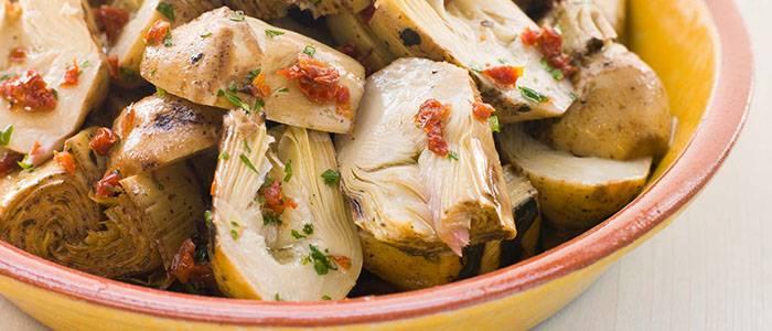 Артишоки, запеченные в духовке — рецепт приготовления для новичков