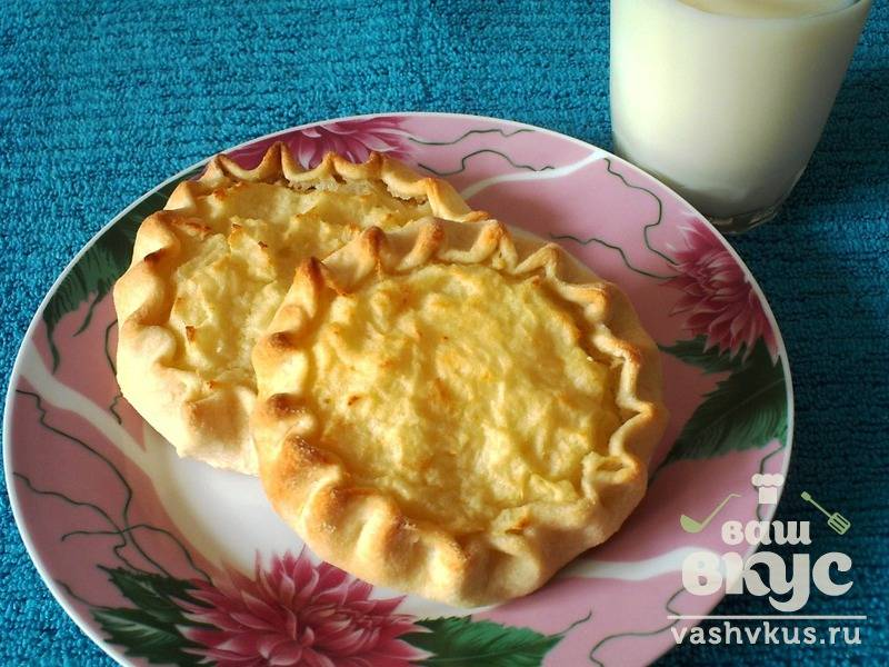 Шаньги с картошкой: пошаговый рецепт с фото для легкого приготовления