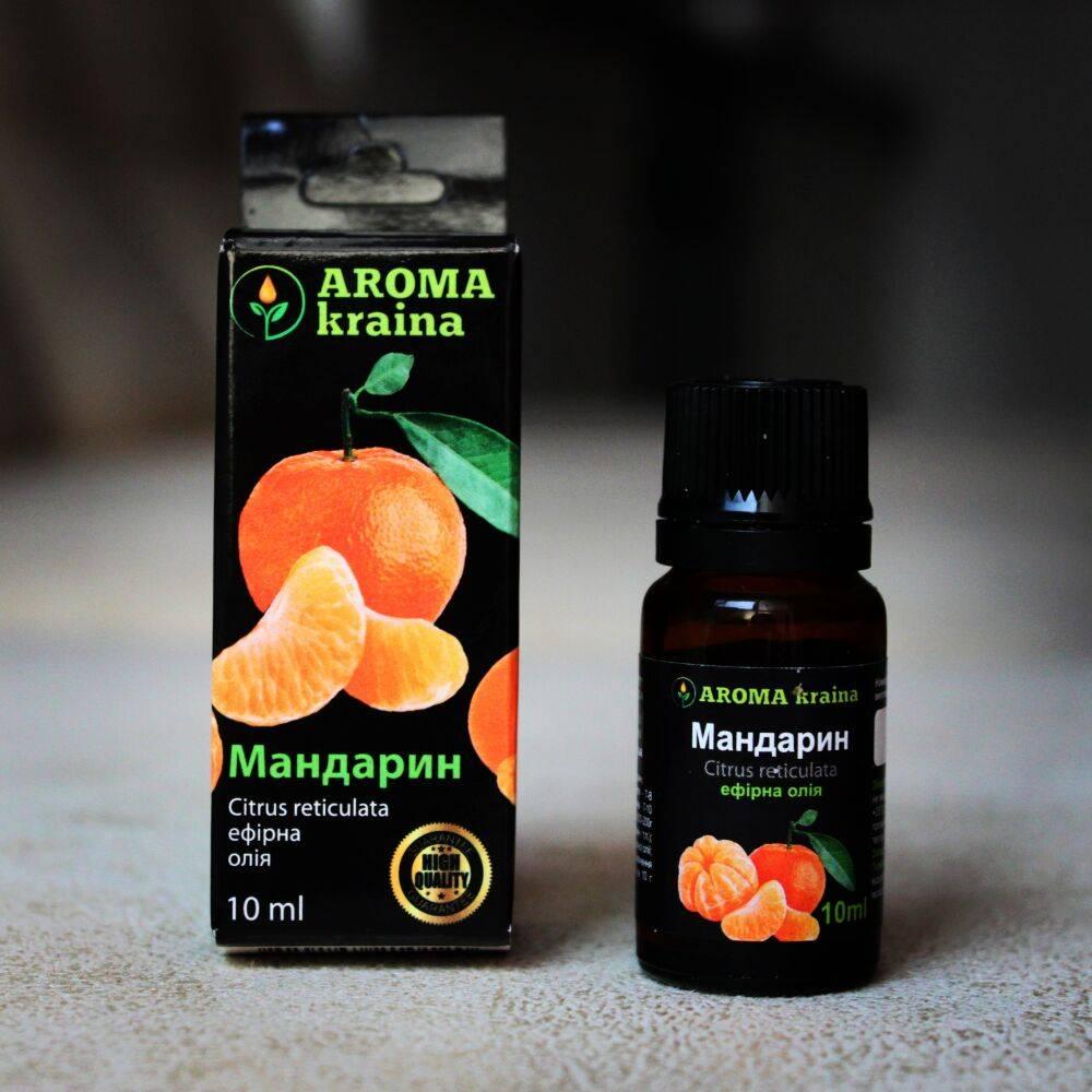 Эфирное масло мандарина: красота, здоровье и спокойствие в одном флаконе