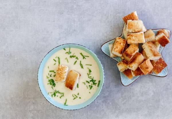 Рецепты супа-пюре с картофелем