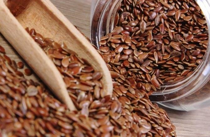 Как правильно принимать семена льна для очищения кишечника