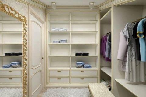 Делаем вентиляцию в гардеробной