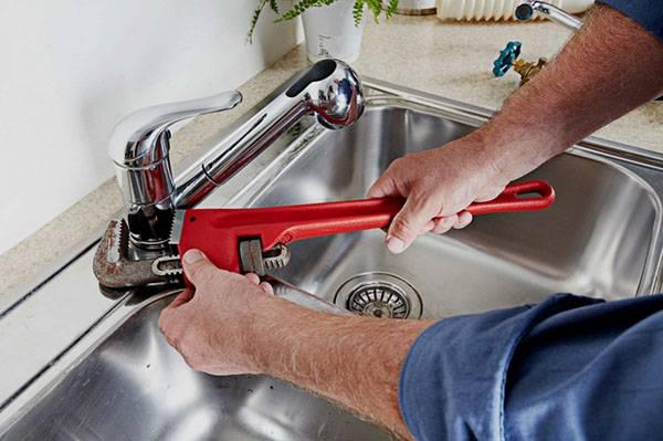 Замена смесителя на кухне своими руками от А до Я