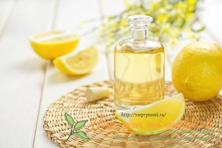 Эфирное масло лимона для волос – поможет от всего!