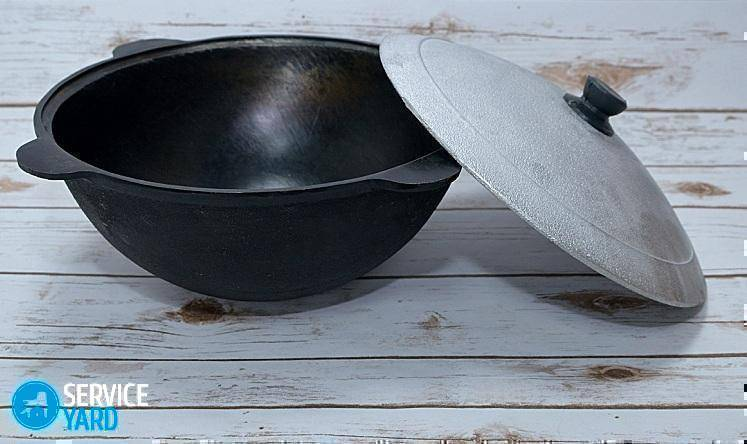 Как почистить сковородки от застарелой гари и многолетнего нагара