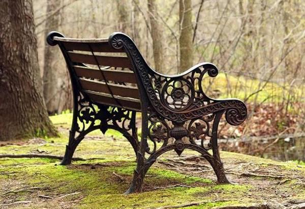 Пошаговая инструкция по установке скамейки в саду своими руками