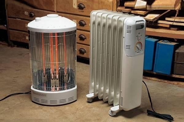 Как сделать отопление в своем гараже своими руками