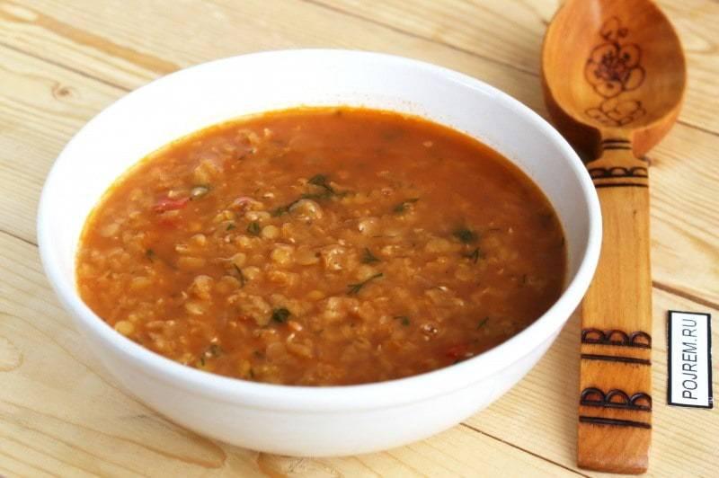 Постный суп из чечевицы: 5 простых рецептов приготовления вкусного чечевичного супа