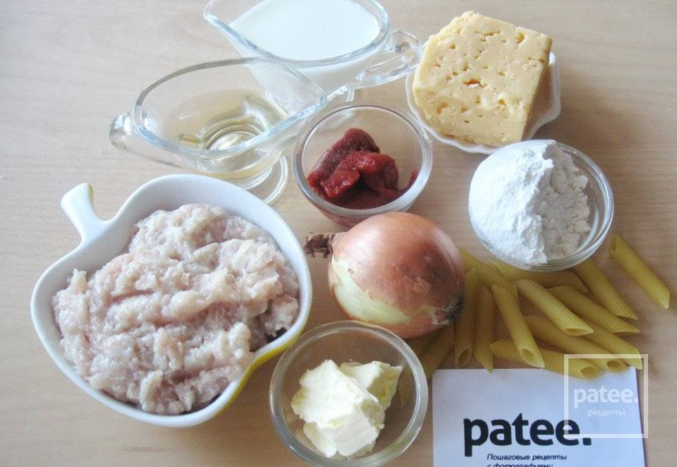 Запеканка по-гречески — пошаговый рецепт приготовления пастицио, видео