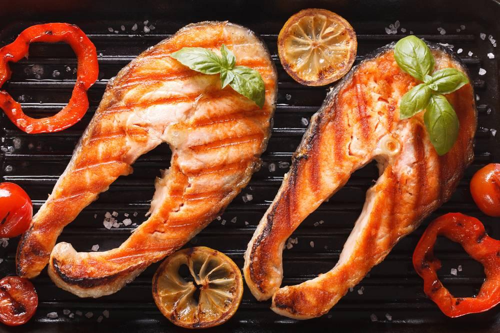 Как приготовить рыбу в фольге на мангале