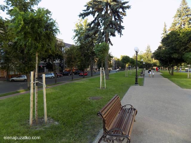 Сады и парки италии весенний парк семпионе в милане
