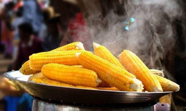 Кукуруза на зиму