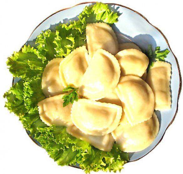Тесто для вареников с картошкой — 7 вкусных рецептов с фото пошагово