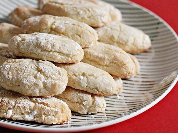 Классические рецепты миндального печенья из мировой кухни