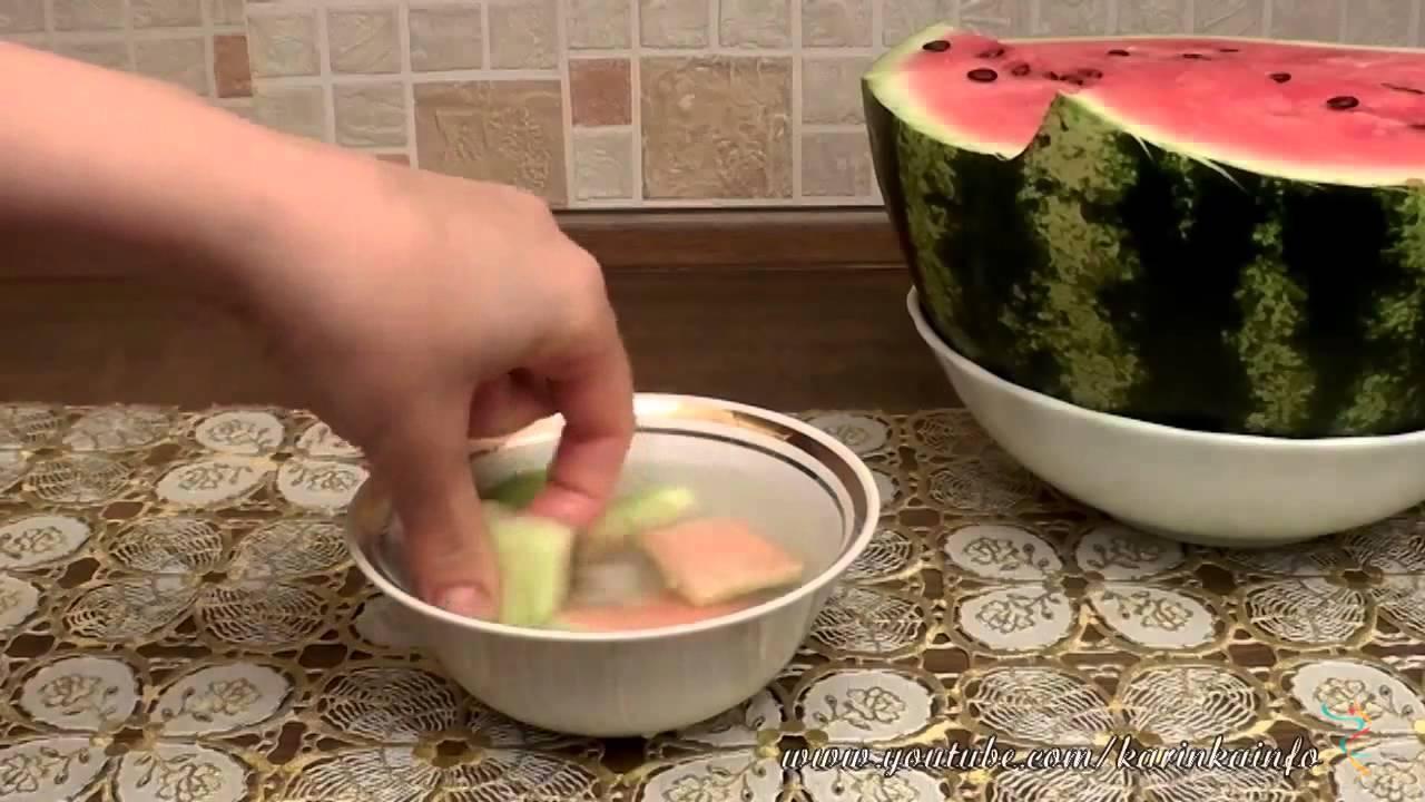Как использовать арбузные корки. сушеные арбузные корки лечебные свойства. использование сырых арбузных корок в народной медицине