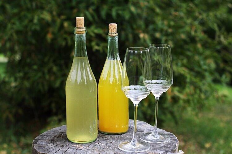 Как сделать вино из одуванчиков — 3 рецепта домашнего вина