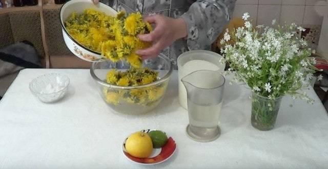 Варенье из одуванчиков — 8 рецептов приготовления одуванчикового варенья