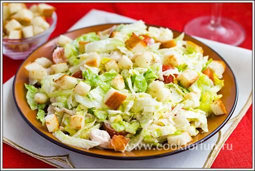 Это что-то новенькое — салат с фасолью и пекинской капустой! рецепты и советы, как сделать вкуснейшее блюдо