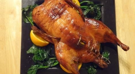 Утка в духовке: как приготовить мягкую и сочную утку в домашних условиях