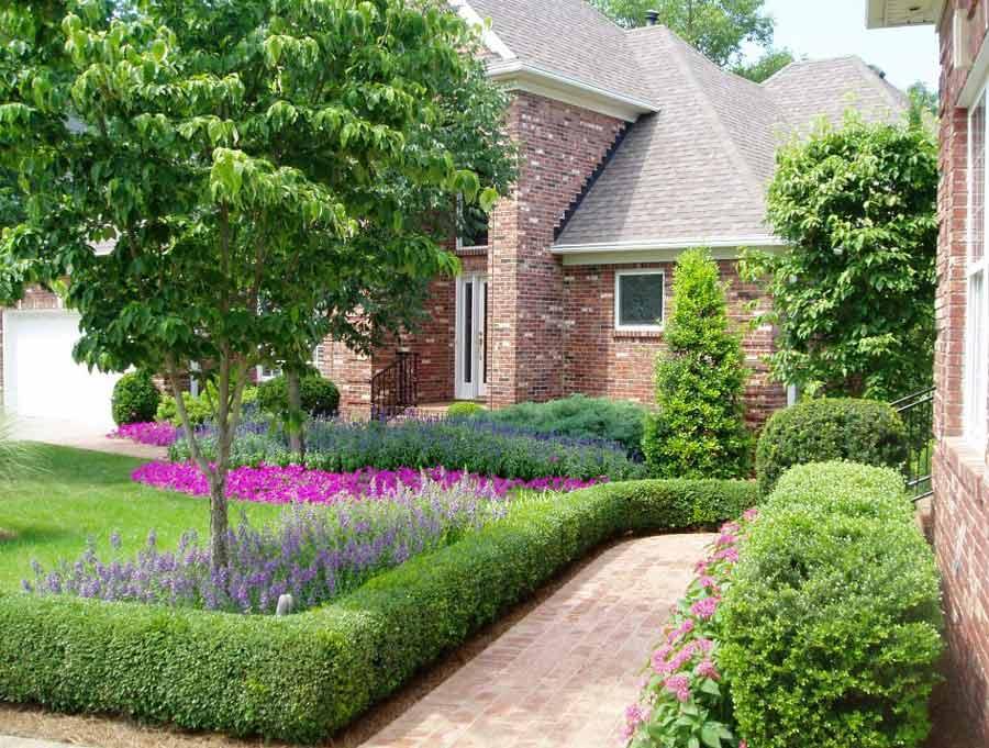 Пейзажный стиль в ландшафтном дизайне: познаем английскую романтику