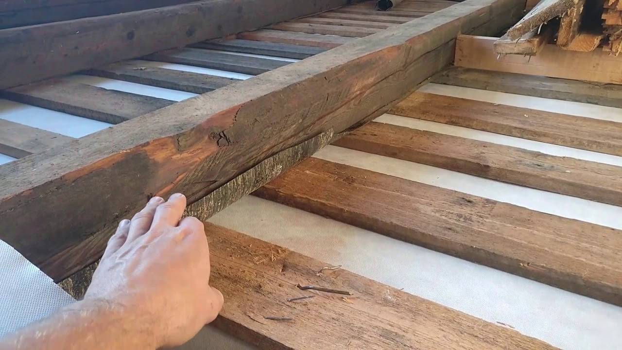 Самостоятельное утепление пола в деревянном доме
