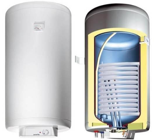 Особенности работы накопительного водонагревателя