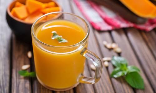 Вкусный сок из тыквы в домашних условиях