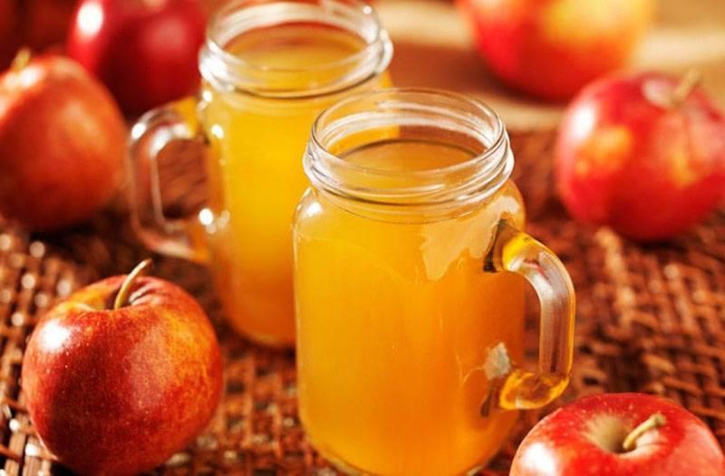 Сок яблочный на зиму из яблок: 11 домашних вкусных рецептов