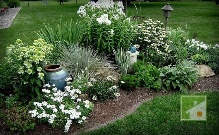 Как разбить красивый сад своими руками