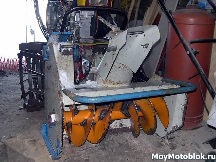 Самоделки для уборки снега: снегоуборочная машина своими руками и приспособления – как сделать самому