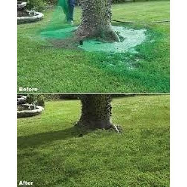 Как сделать правильный дренаж газона?