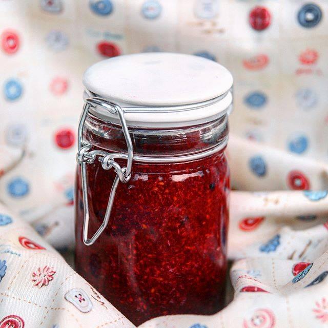 Вкусное и полезное варенье из барбариса на зиму