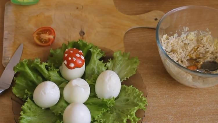 35 идей для фаршированных яиц на праздничный стол