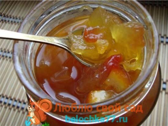 Варим варенье из арбузных корок: рецепты, фото, советы