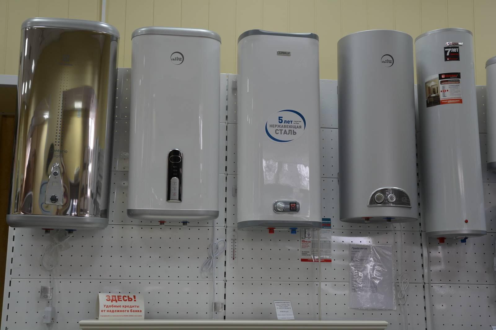 Водонагреватели для дачи: как выбрать лучший дачный нагреватель воды?