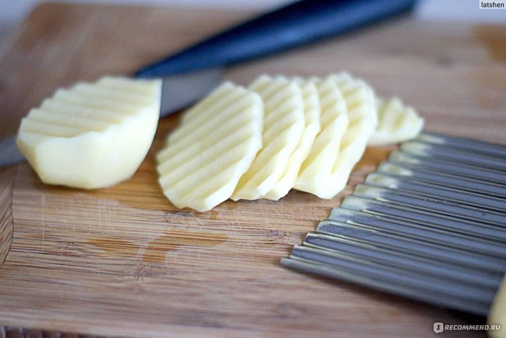 Фигурные ножи для нарезки овощей и фруктов