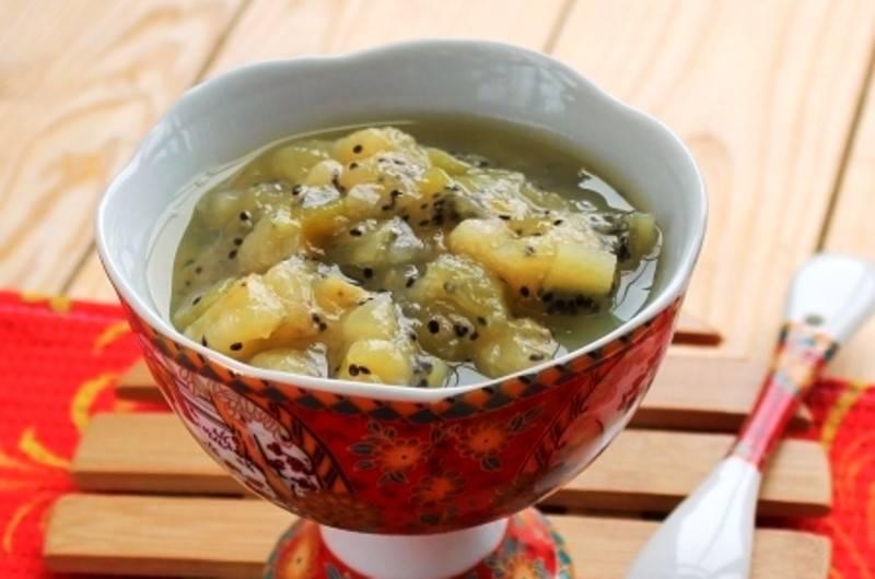 Банановое варенье, 11 рецептов с мякотью, лакомство из кожуры, и о чем расскажет наклейка на тропической ягоде