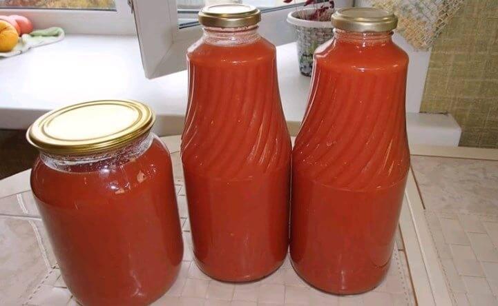 Делаем томатный сок дома на зиму. как изготовить томатный сок в домашних условиях без соковыжималки