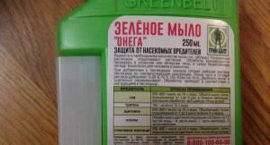 Как применять зеленое мыло для защиты растений от вредителей и болезней