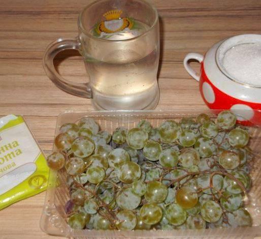 Секреты приготовления варенья из винограда