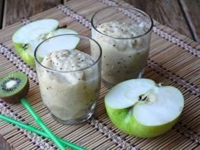 Пирог с яблоками и киви – 7 рецептов яркой выпечки