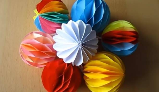 50+ идей декупажа елочных шаров своими руками