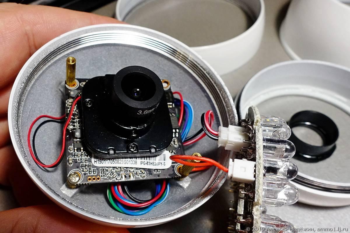Как не сесть за покупку оборудования для видеонаблюдения на aliexpress