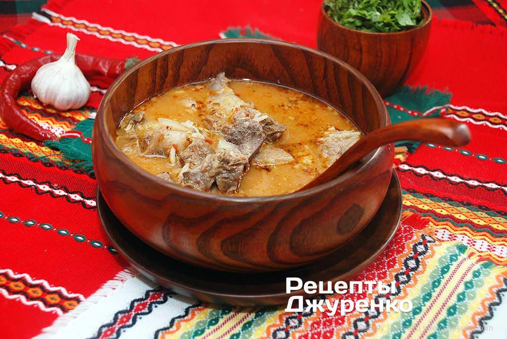 Пошаговый рецепт приготовления супа из консервированной фасоли