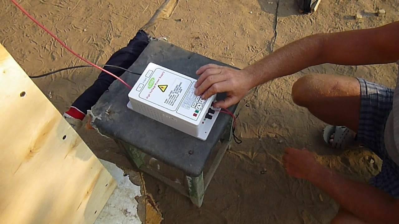 Как сделать электрокоптильню своими руками