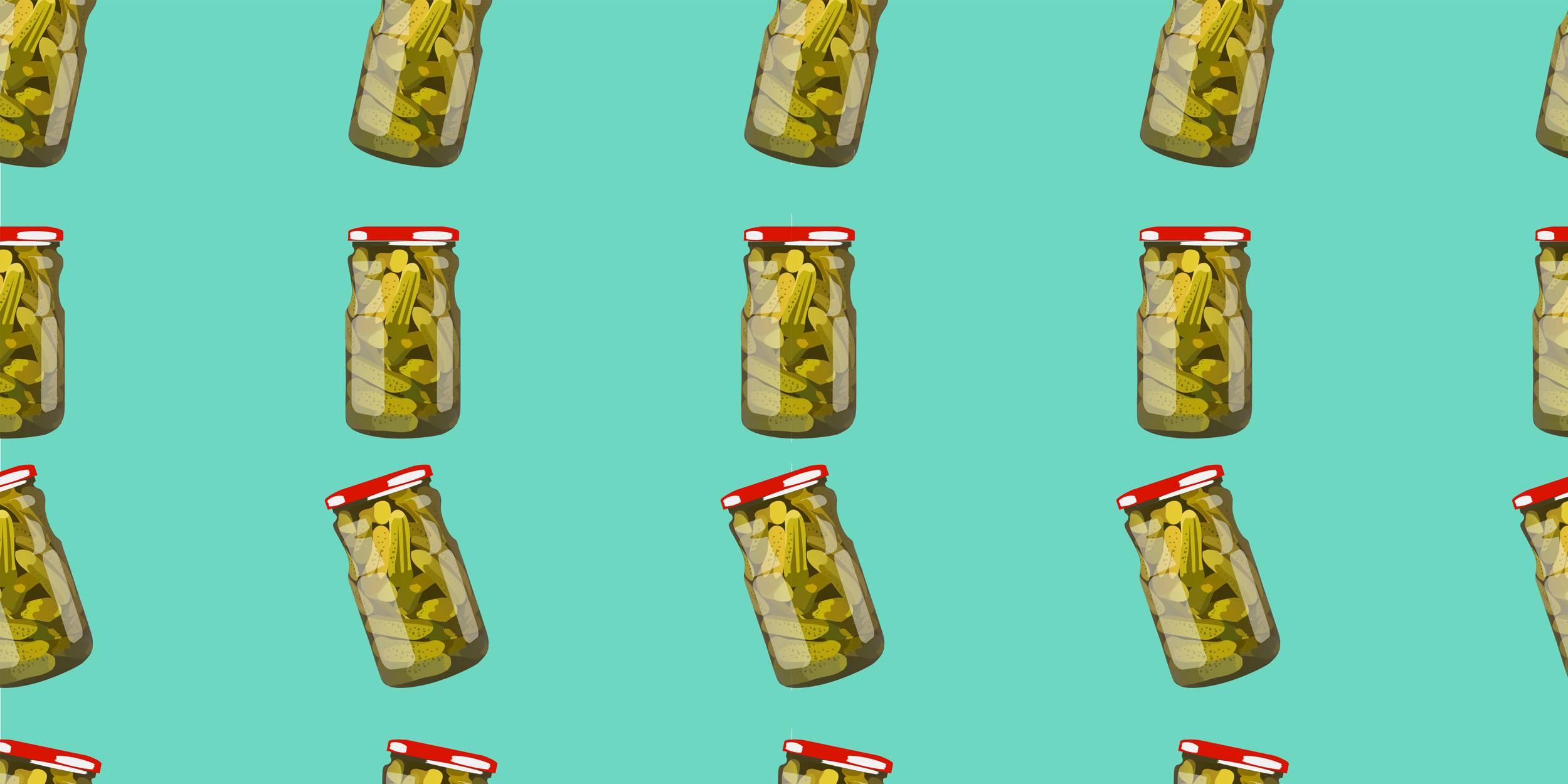 Хрустящие малосольные огурцы в рассоле — рецепт быстрого приготовления