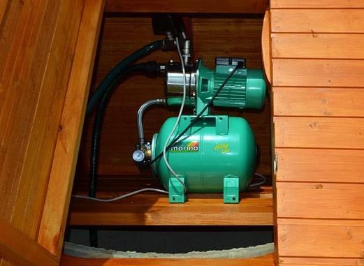Как самостоятельно сделать ввод воды в дом из скважины