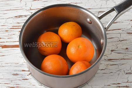 Рецепт приготовления джема из мандаринов