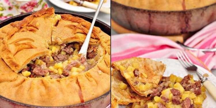 Пирог губадья - рецепт приготовления татарского десерта, видео
