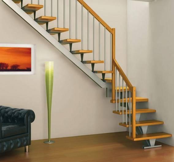 Металлические лестницы. расчёт маршей. материалы для изготовления